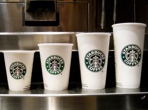Starbucks Short Cup